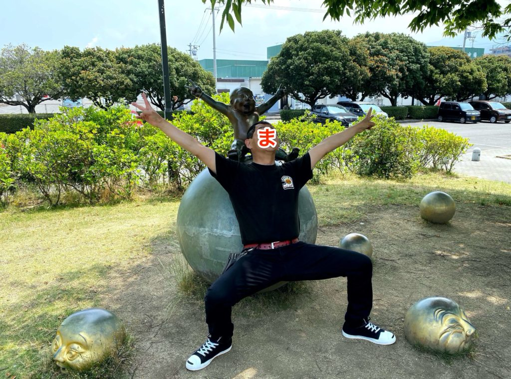 伊予三島運動公園バラ園
